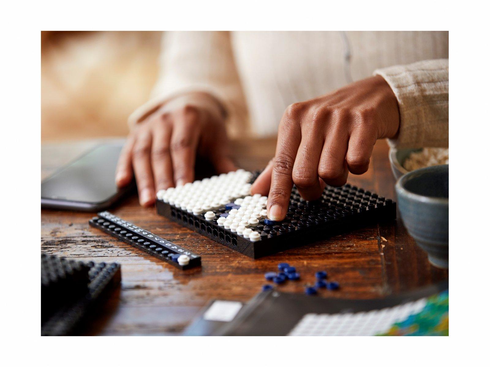 LEGO Art Mapa świata 31203