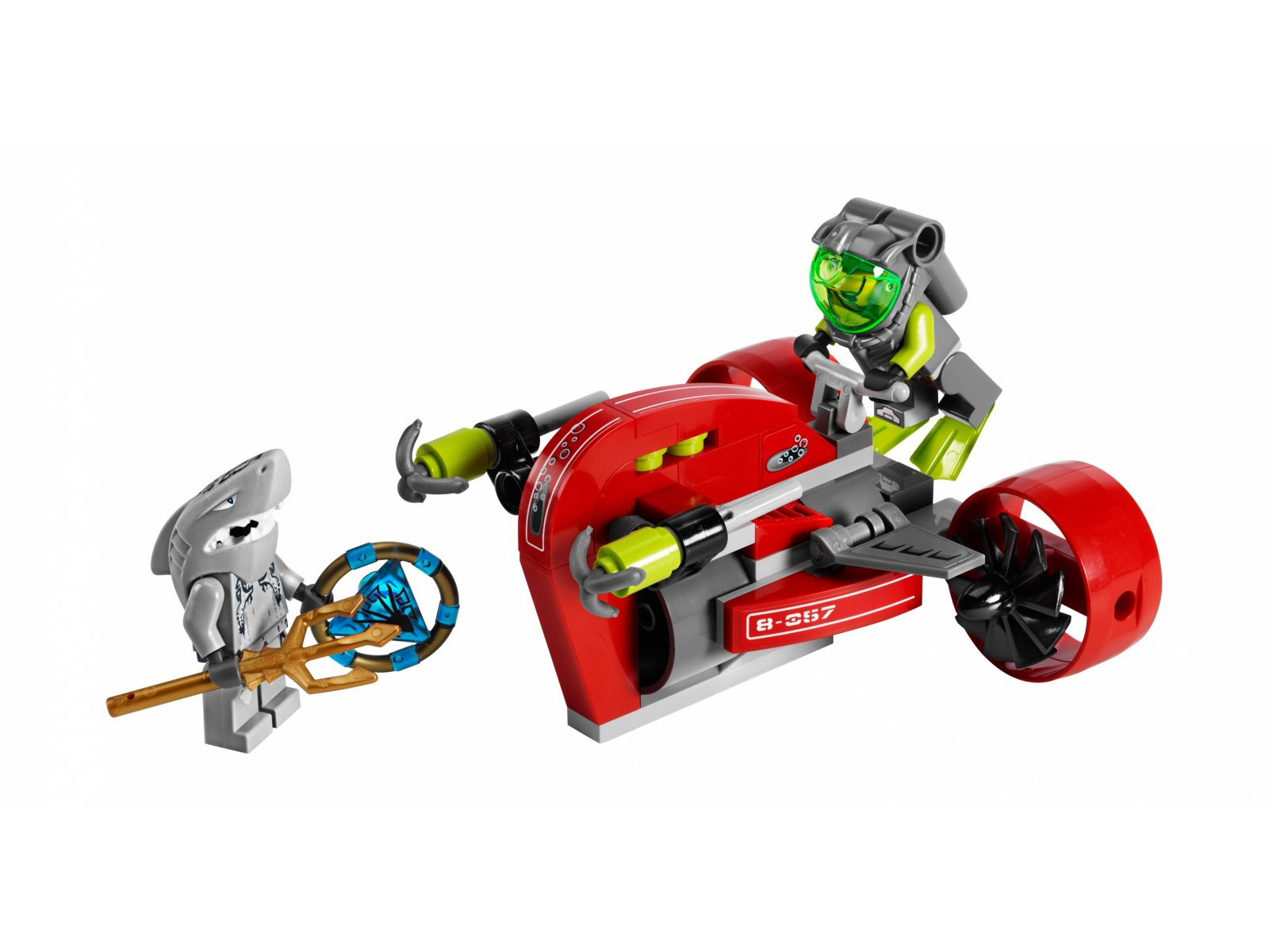 LEGO 8057 Niszczyciel