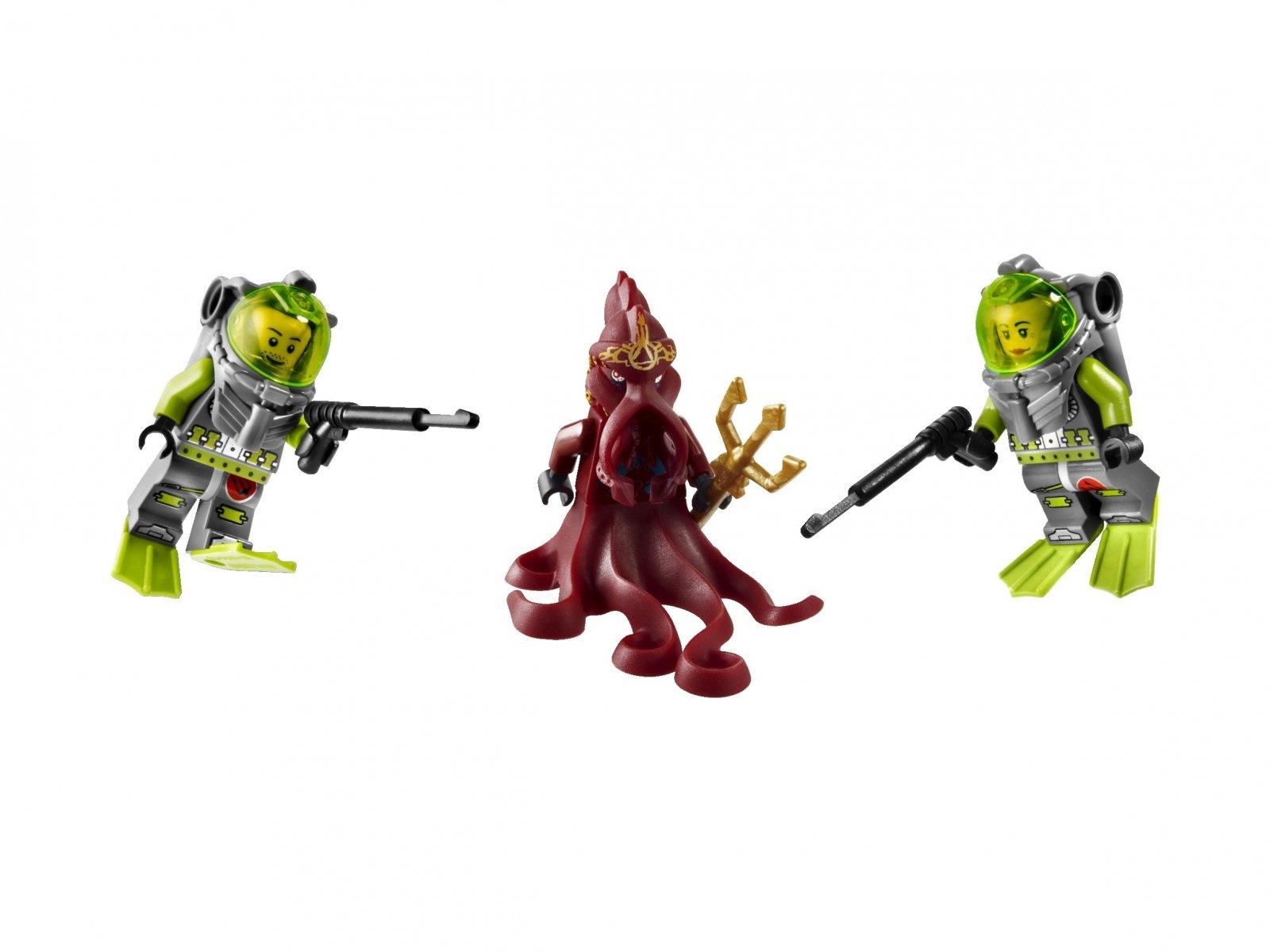 LEGO Atlantis 8061 Spotkanie z kałamarnicą