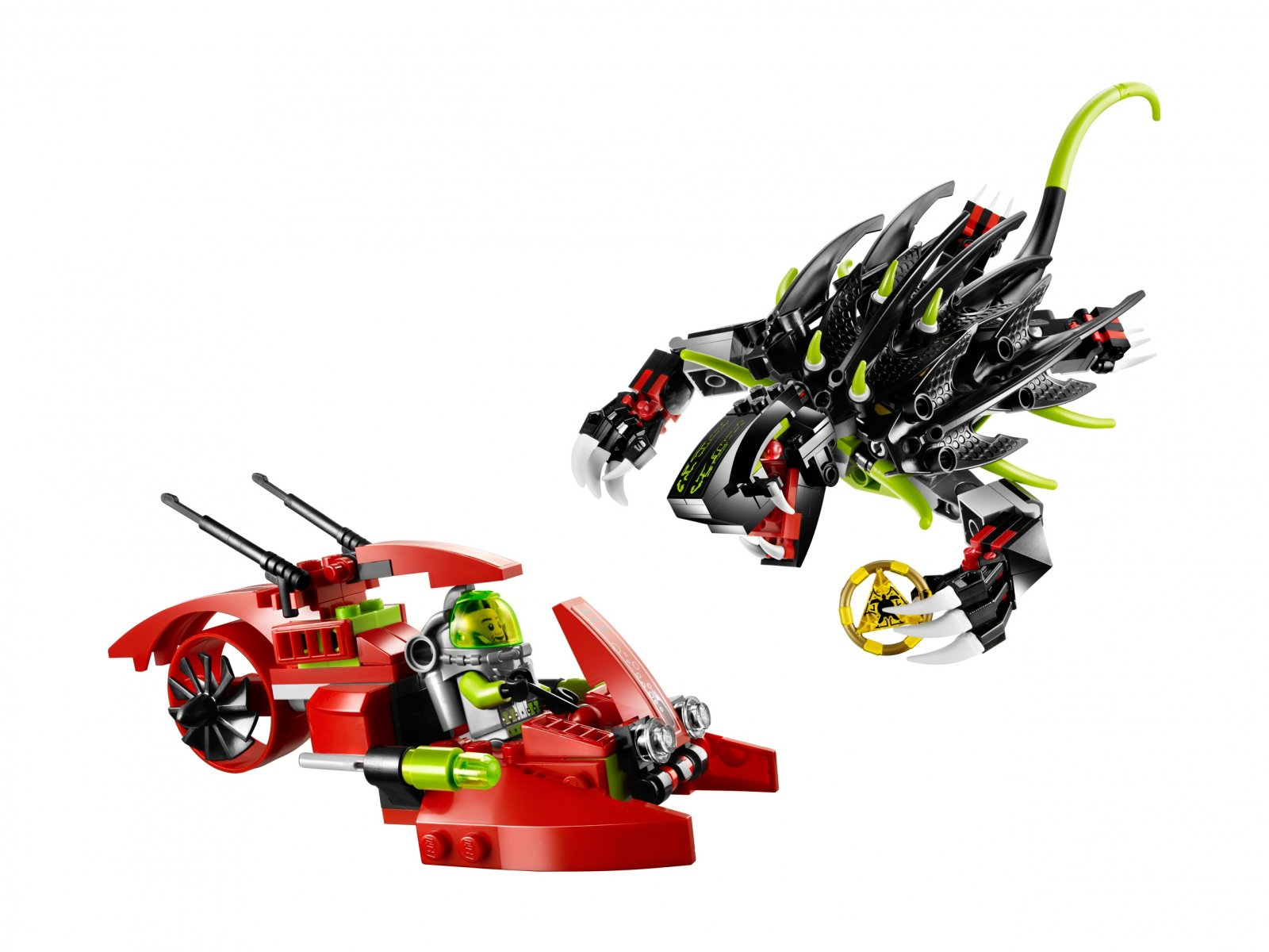 LEGO 8079 Atlantis Shadow Snapper
