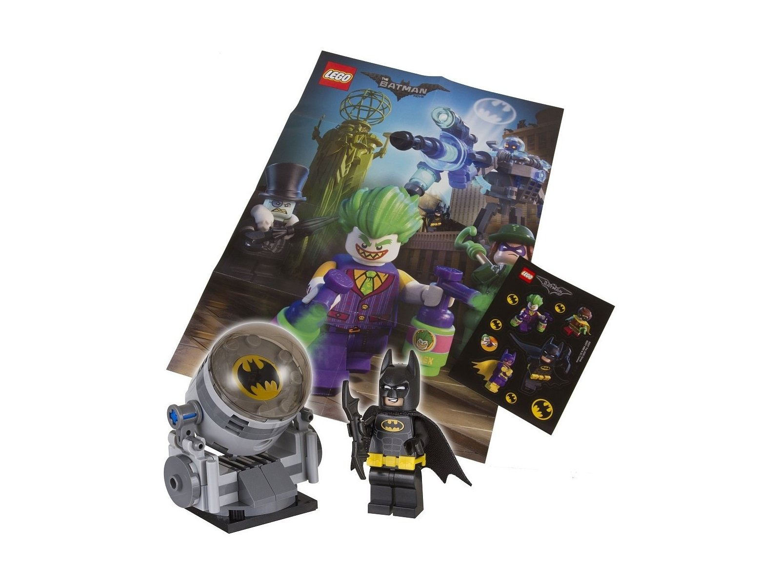 LEGO 5004930 Batman Movie Accessory pack