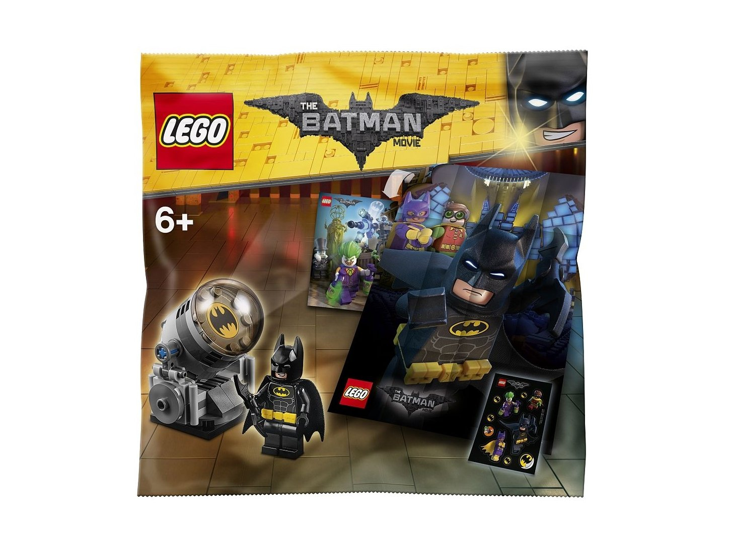 LEGO Batman Movie Accessory pack 5004930