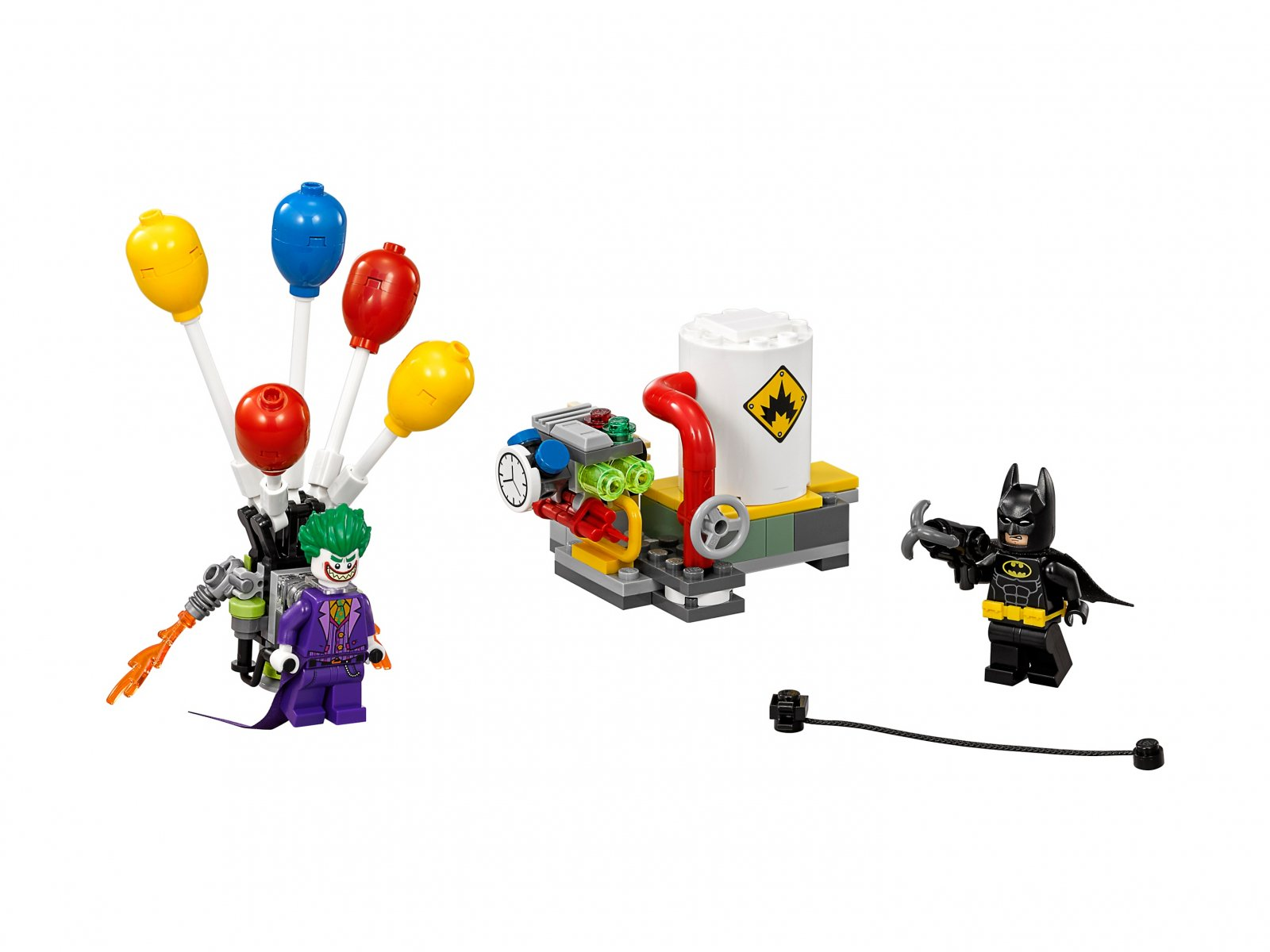 LEGO Batman Movie 70900 Balonowa ucieczka Jokera™