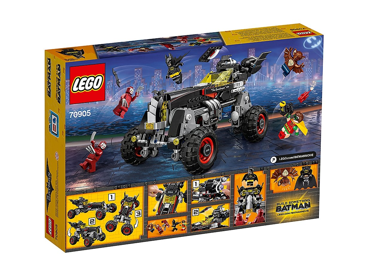 LEGO Batman Movie Batmobil