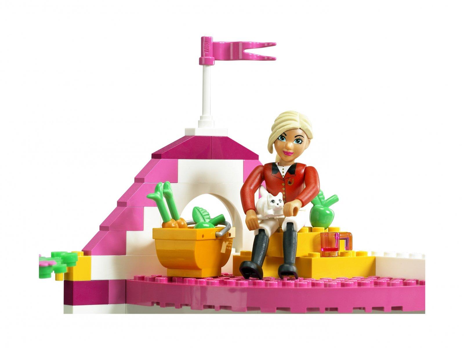 LEGO Belville Stajnia 7585