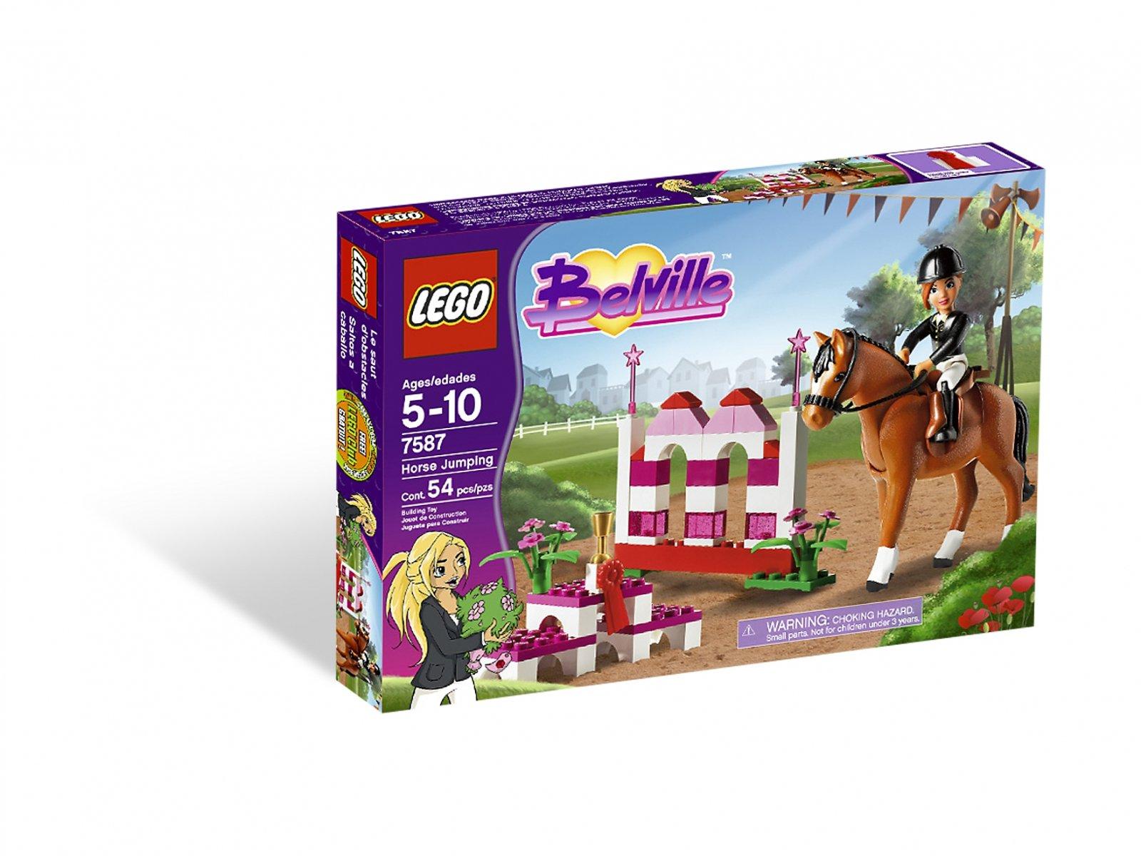LEGO 7587 Skoki przez przeszkody