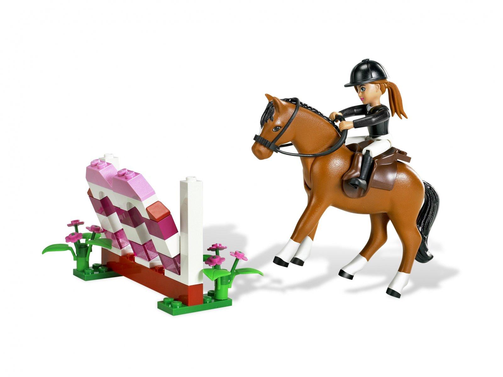 LEGO Belville Skoki przez przeszkody 7587