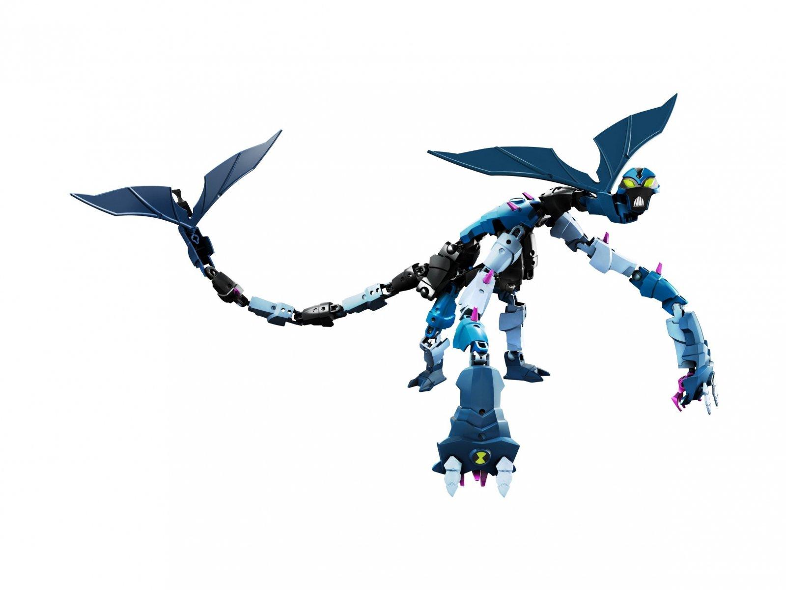 LEGO Ben 10 Alien Force™ 8409 Pajęczarz