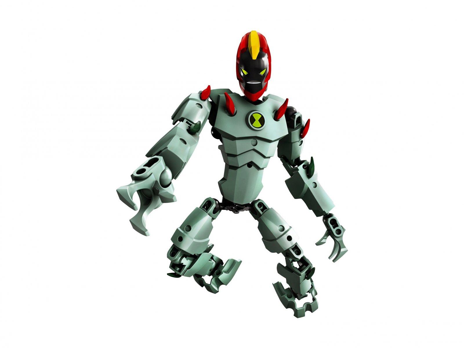 LEGO 8410 Ben 10 Alien Force™ Szlamfajer