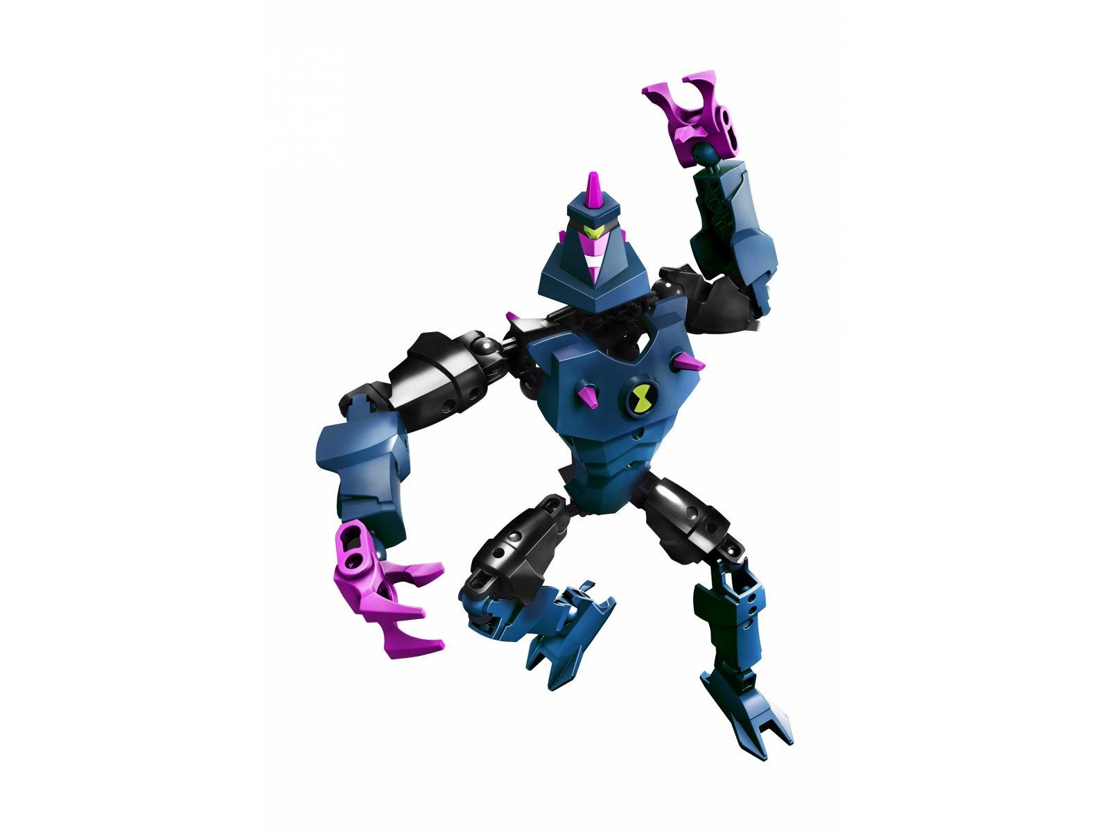 LEGO 8411 Ben 10 Alien Force™ Chromaton