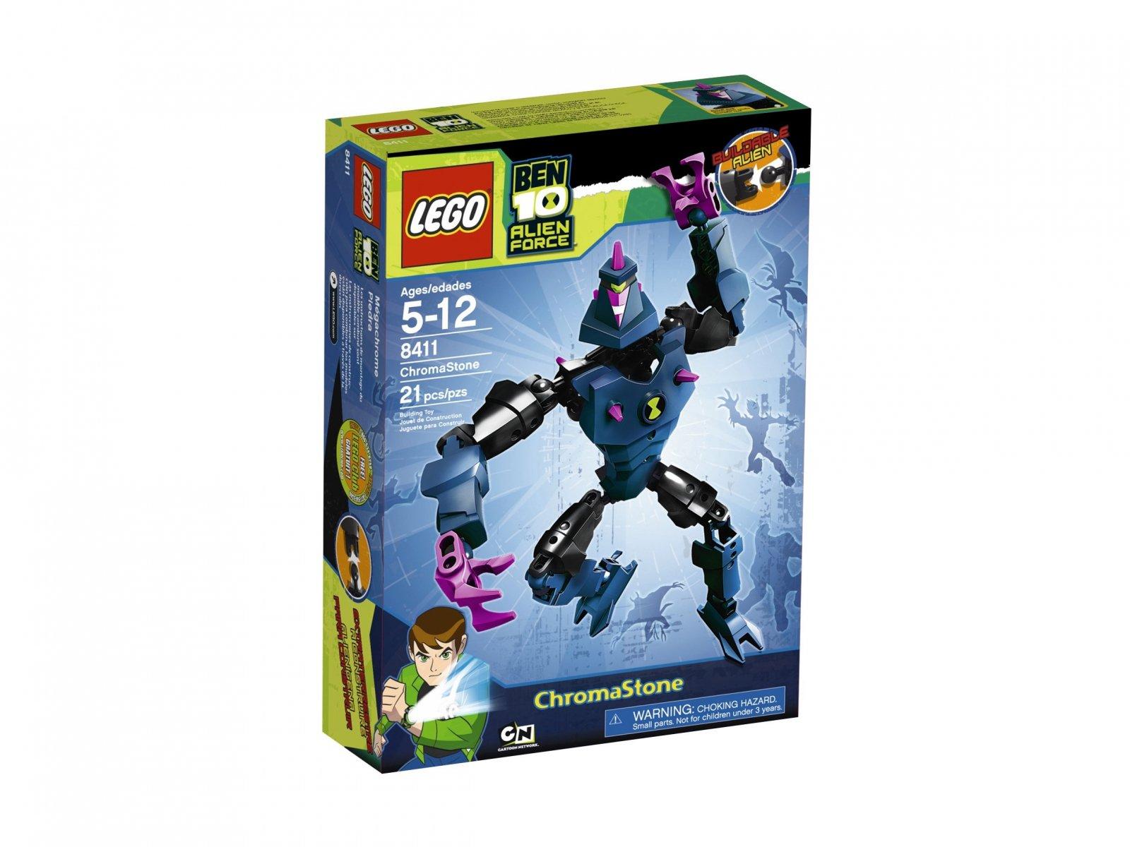LEGO Ben 10 Alien Force™ Chromaton 8411