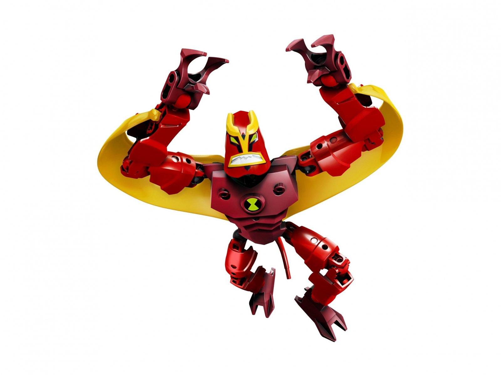 LEGO Ben 10 Alien Force™ Dżetrej 8518
