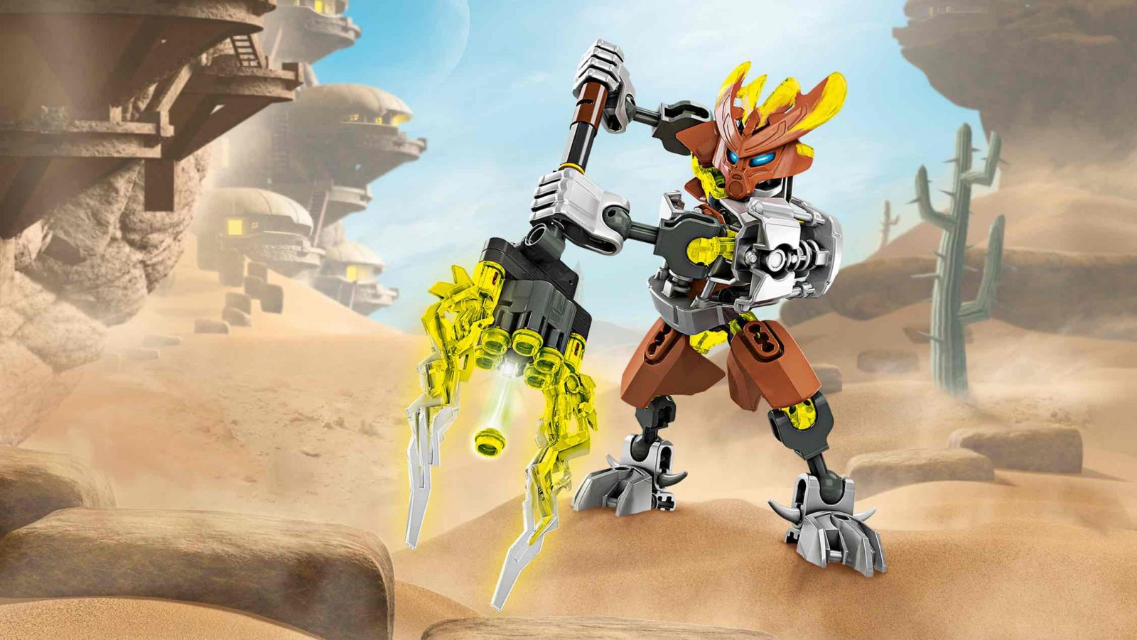 LEGO Bionicle® 70779 Obrońca Skał
