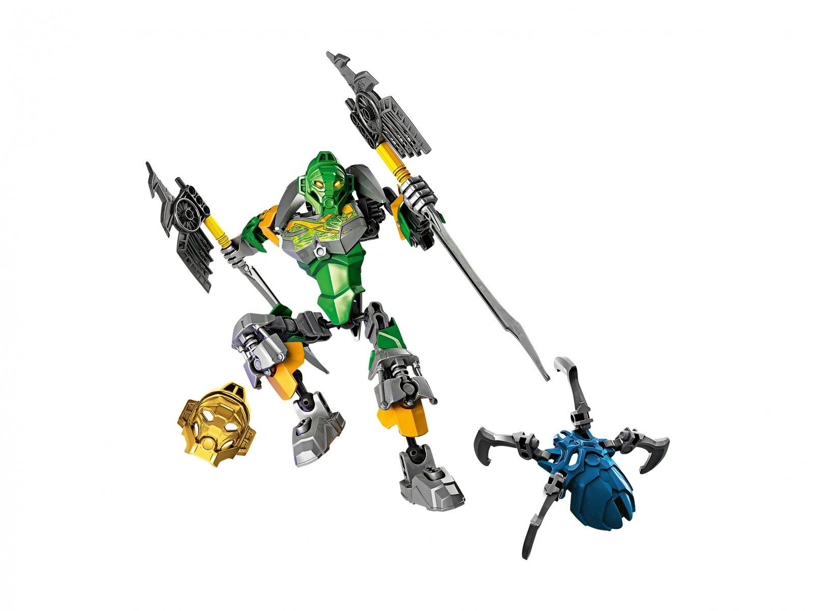 LEGO Bionicle® Lewa – Władca Dżungli 70784