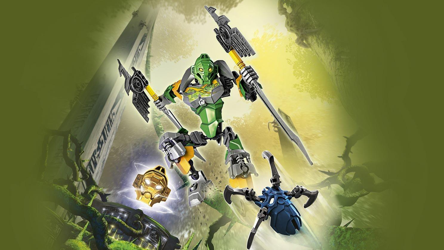 LEGO Bionicle® 70784 Lewa – Władca Dżungli