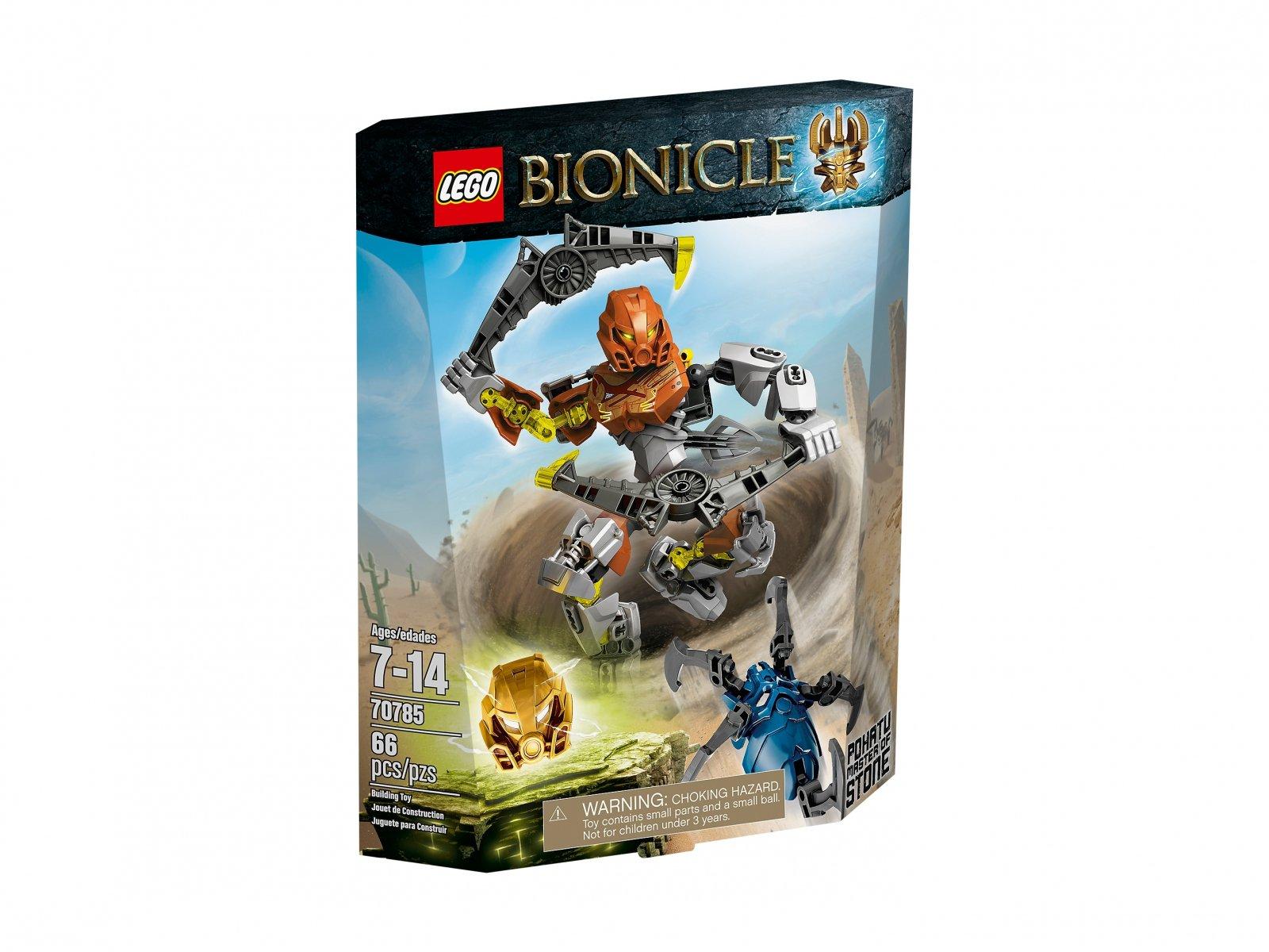 LEGO 70785 Pohatu – Władca Skał