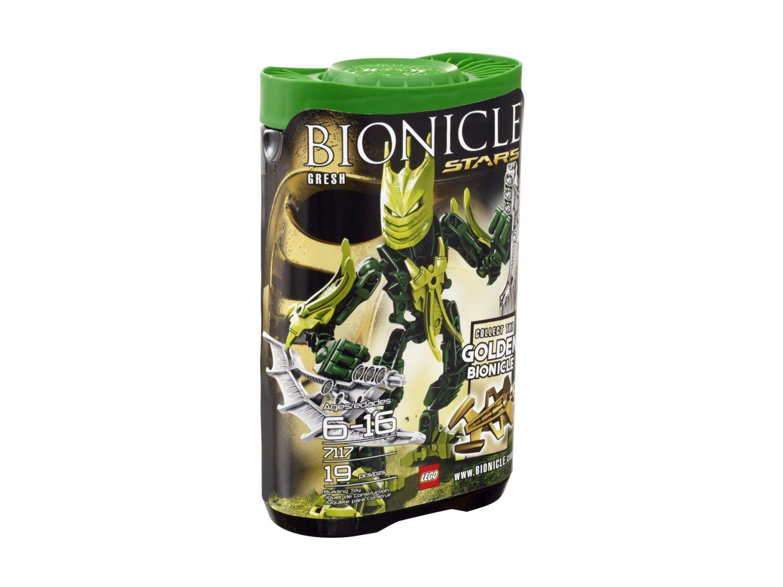LEGO Bionicle® 7117 Gresh