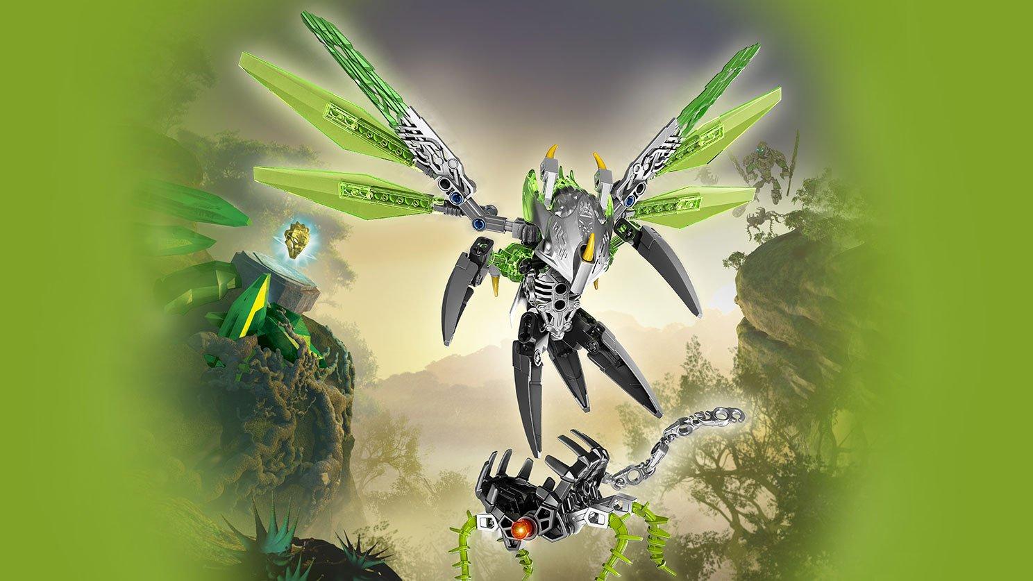 LEGO Bionicle® 71300 Uxar - istota z dżungli