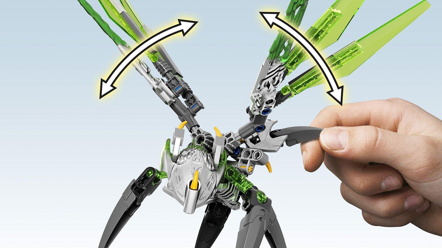 LEGO Bionicle® Uxar - istota z dżungli 71300