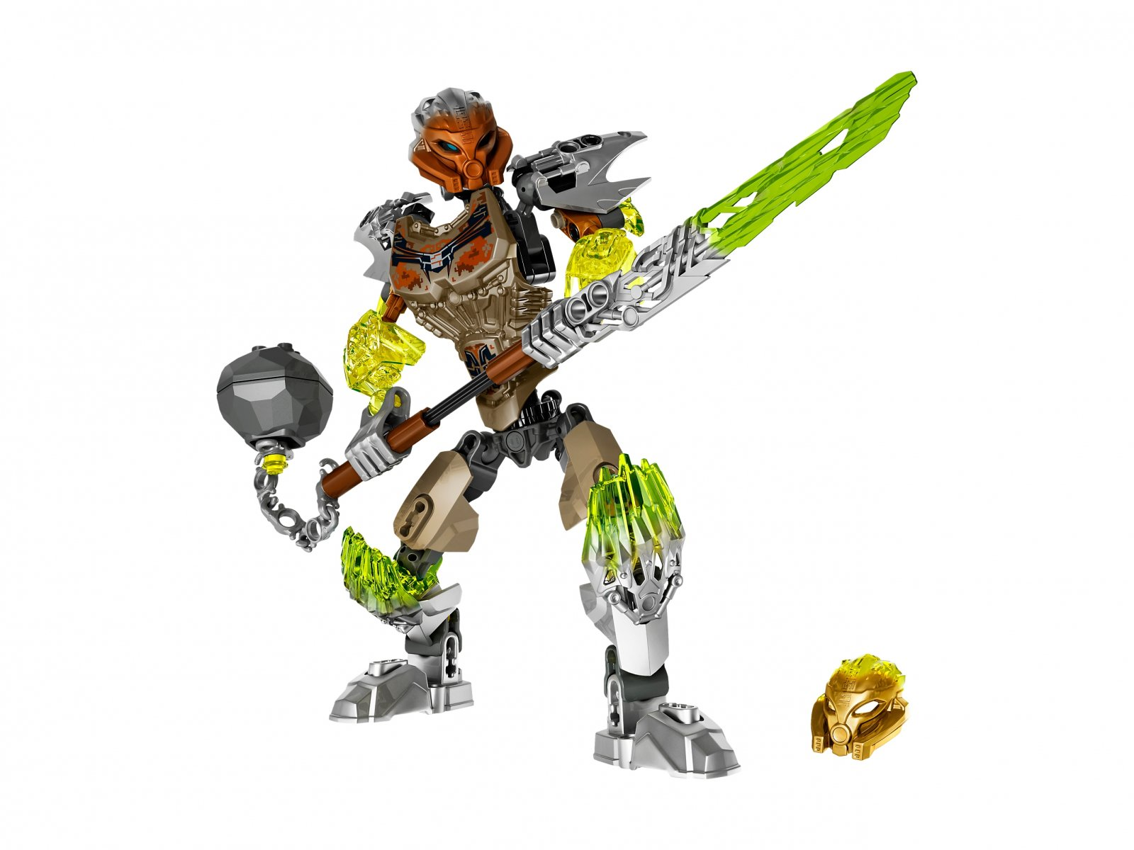 LEGO Bionicle® 71306 Pohatu - zjednoczyciel kamienia