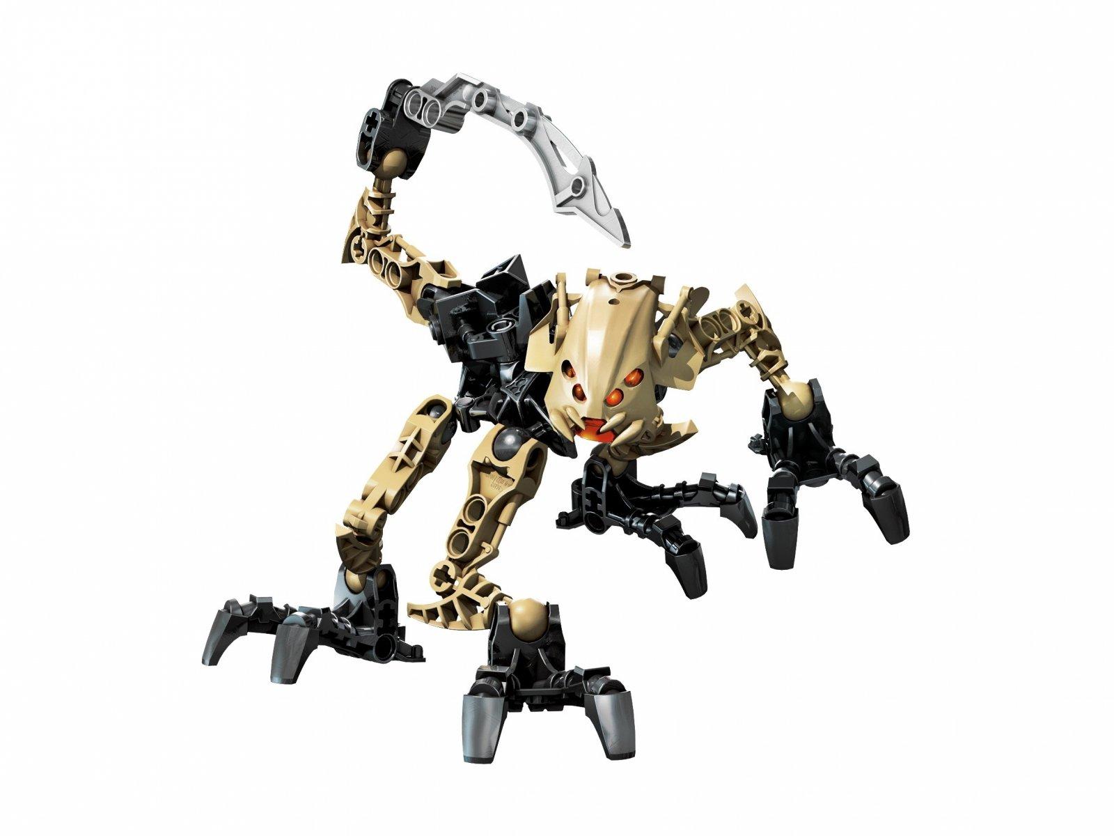 LEGO 8977 Zesk