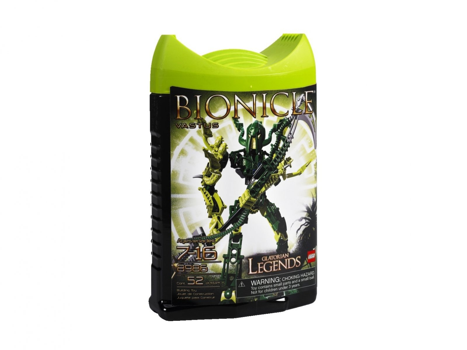 LEGO Bionicle® 8986 Vastus