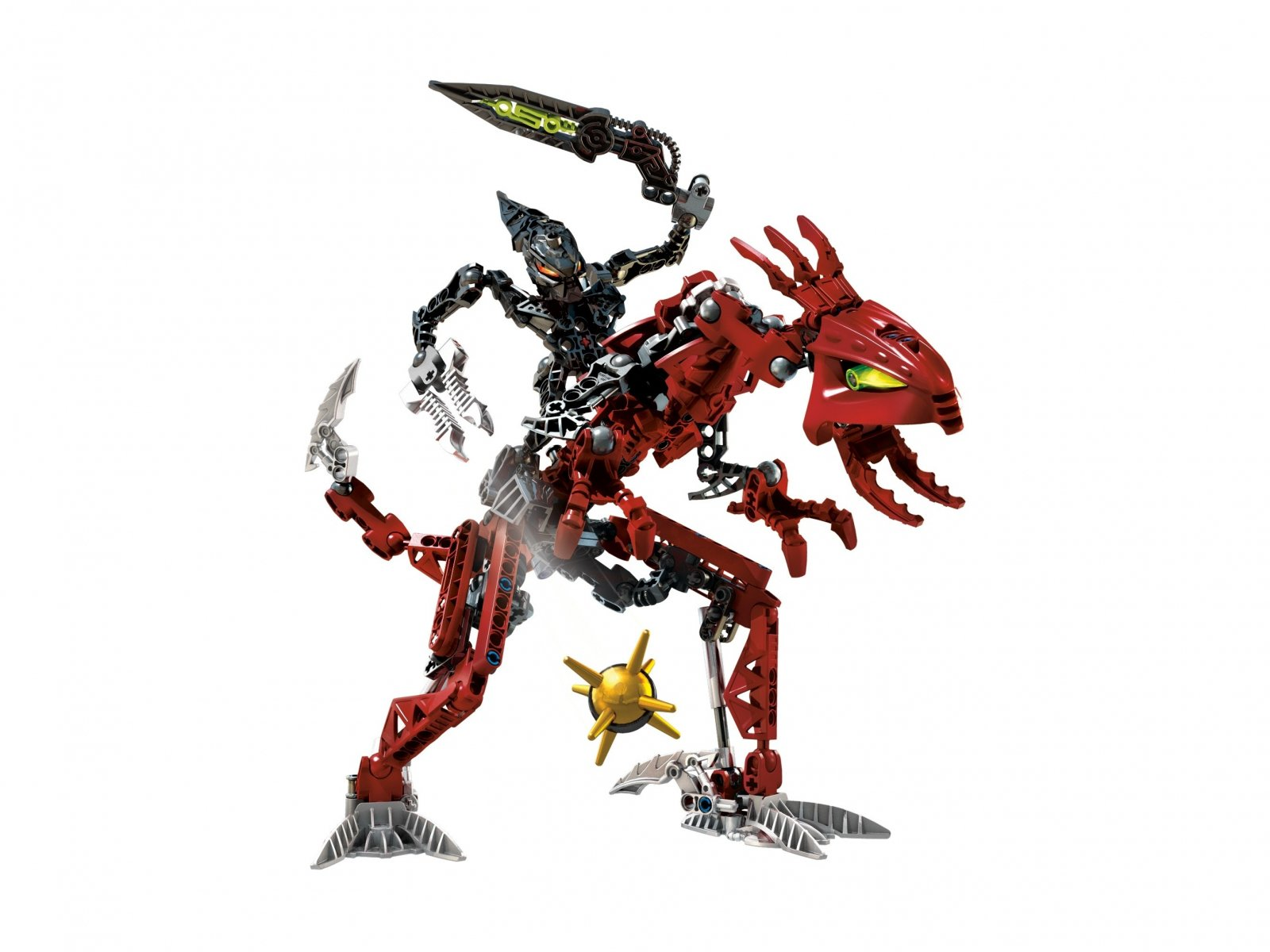 LEGO Bionicle® 8990 Fero i Skirmix