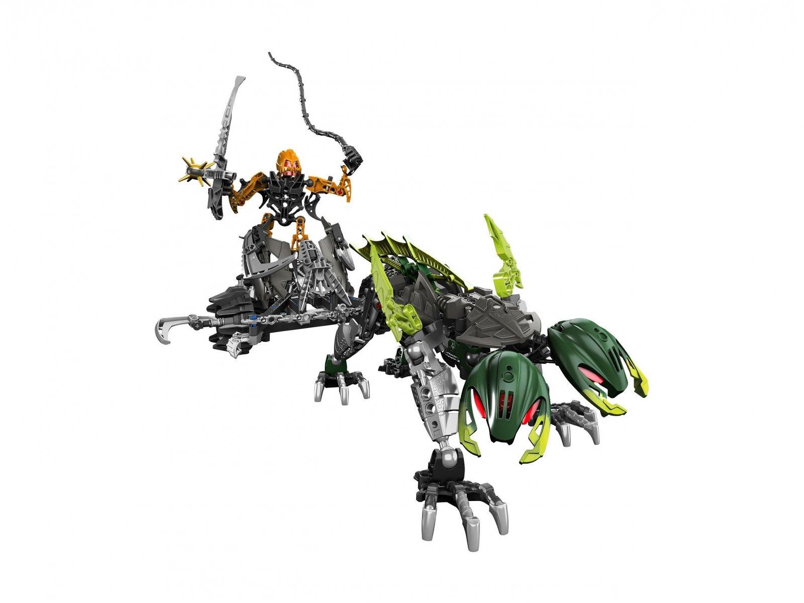 LEGO Bionicle® 8994 Baranus V7