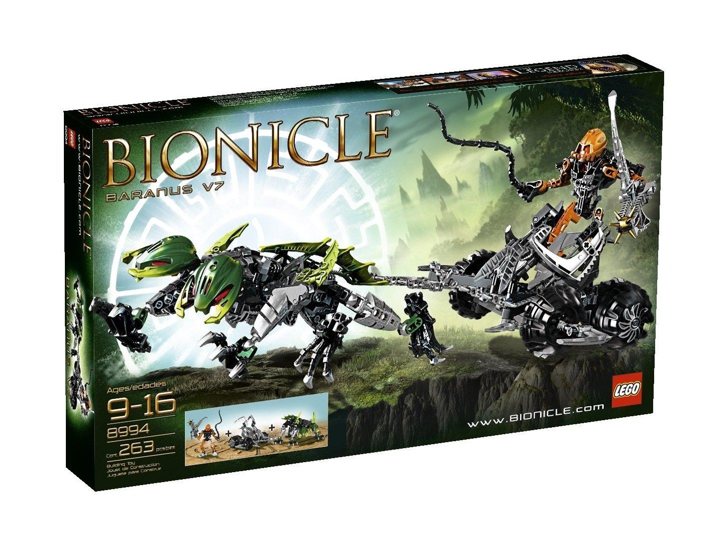 LEGO 8994 Bionicle® Baranus V7