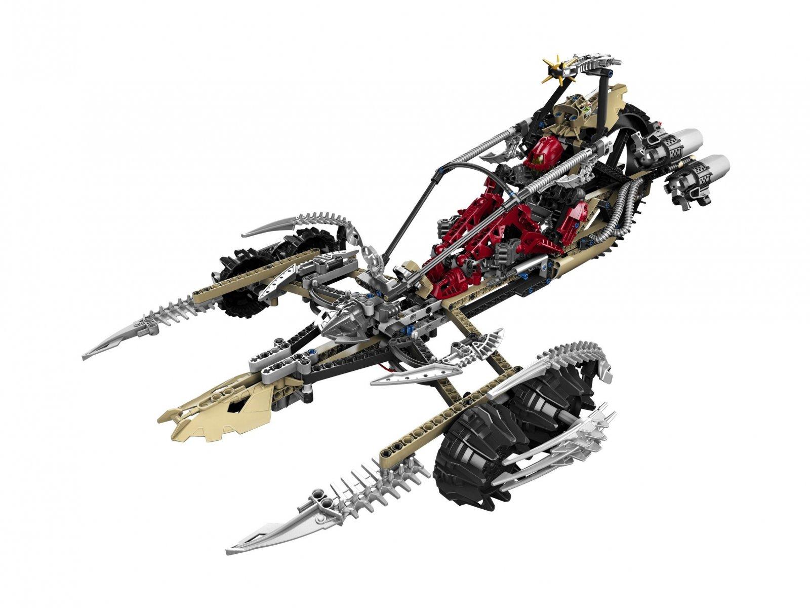 LEGO Bionicle® 8995 Thornatus V9