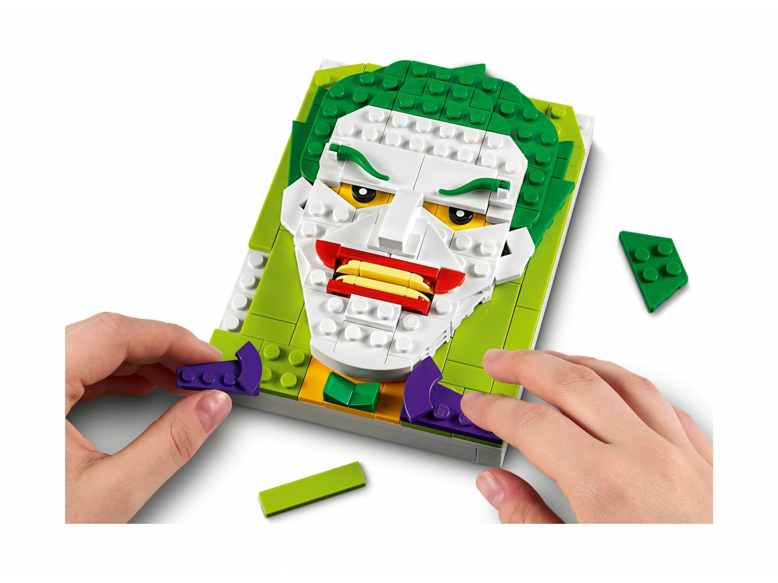 LEGO 40428 Brick Sketches Joker™