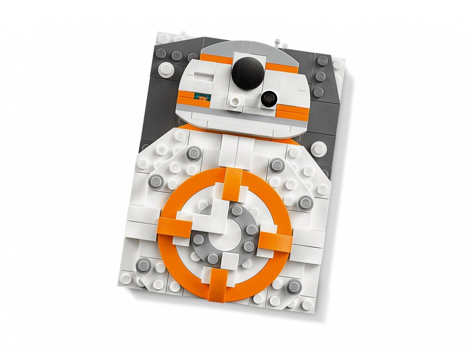 LEGO 40431 Brick Sketches™ BB-8™