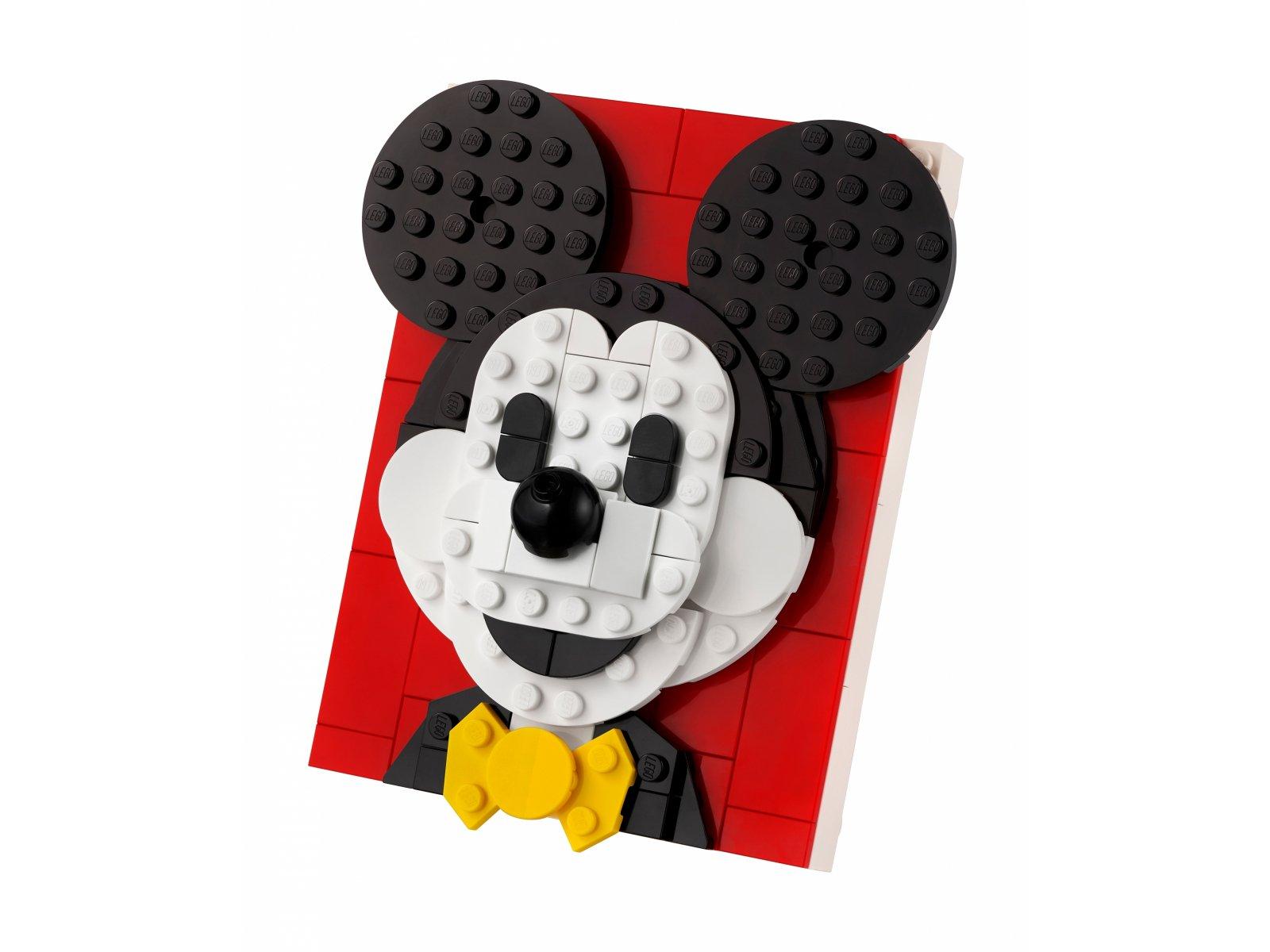 LEGO Brick Sketches 40456 Myszka Miki