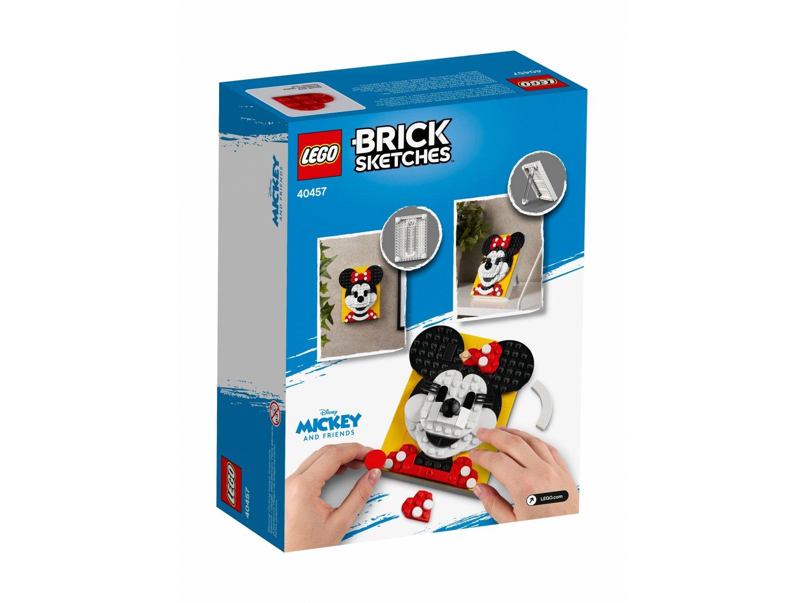 LEGO 40457 Myszka Minnie