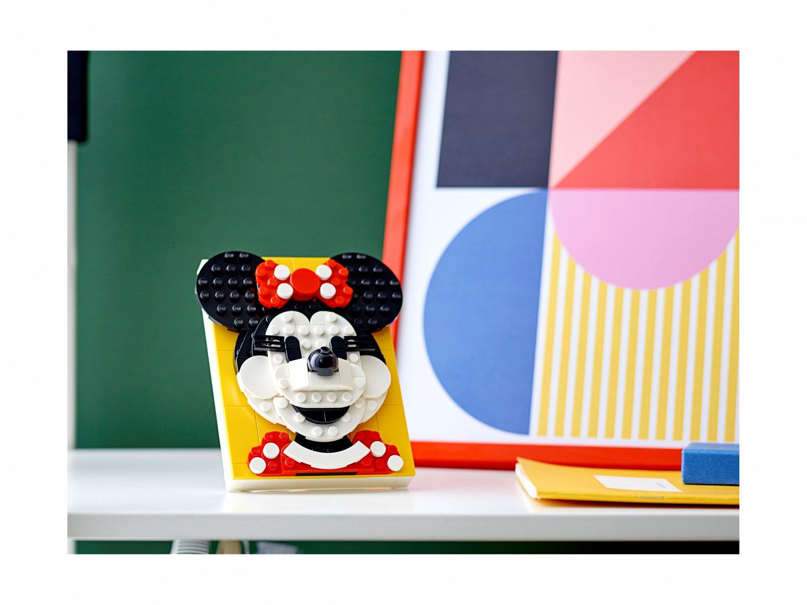 LEGO Brick Sketches Myszka Minnie 40457