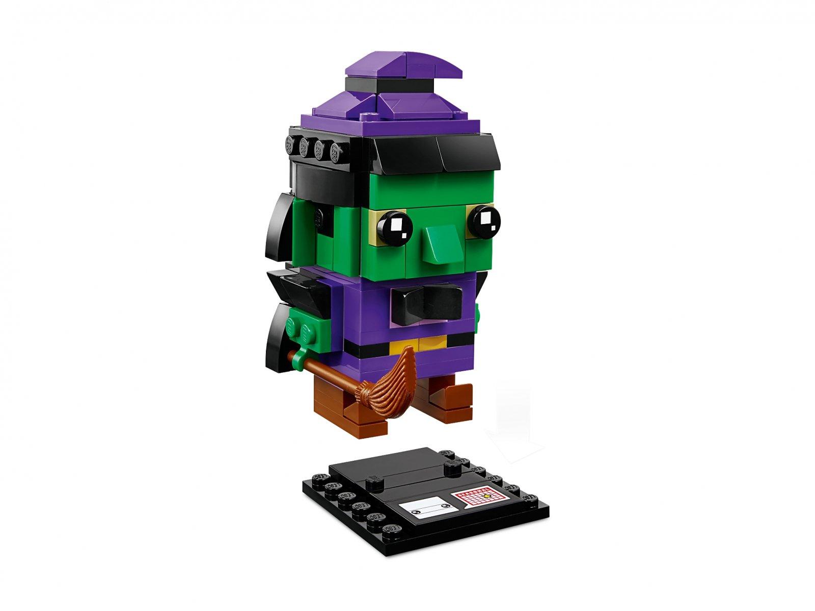 LEGO 40272 BrickHeadz Wiedźma na Halloween