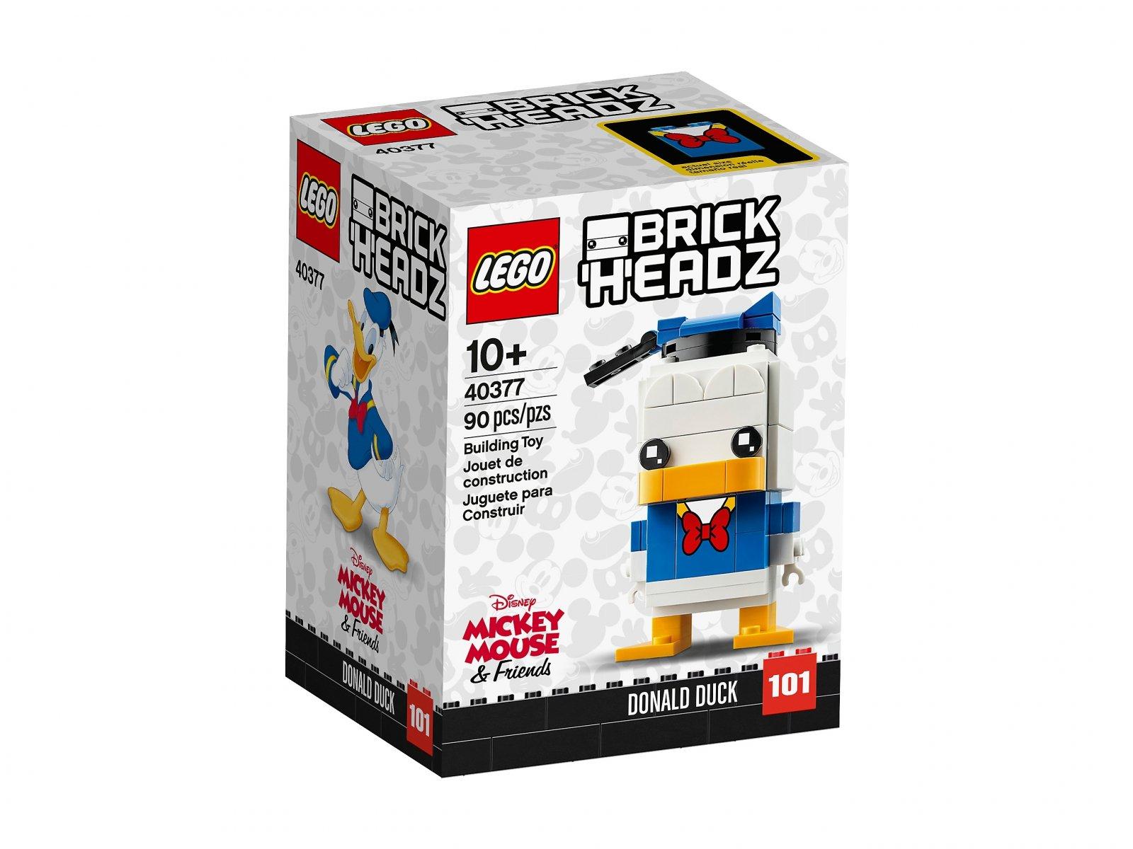 LEGO BrickHeadz Kaczor Donald 40377