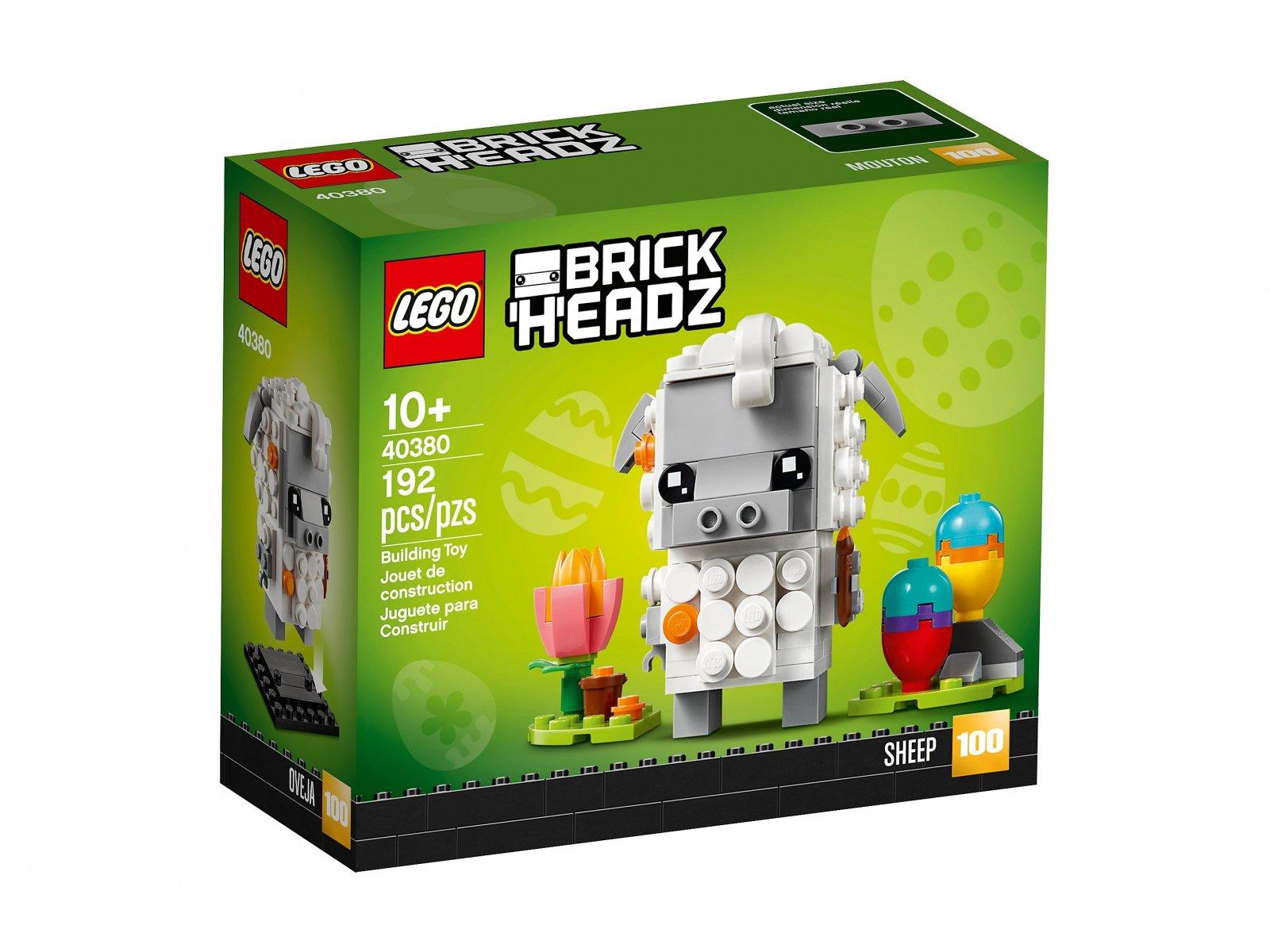LEGO 40380 Wielkanocna owieczka