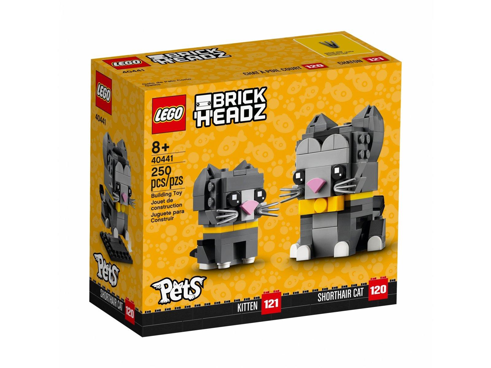 LEGO 40441 Koty krótkowłose