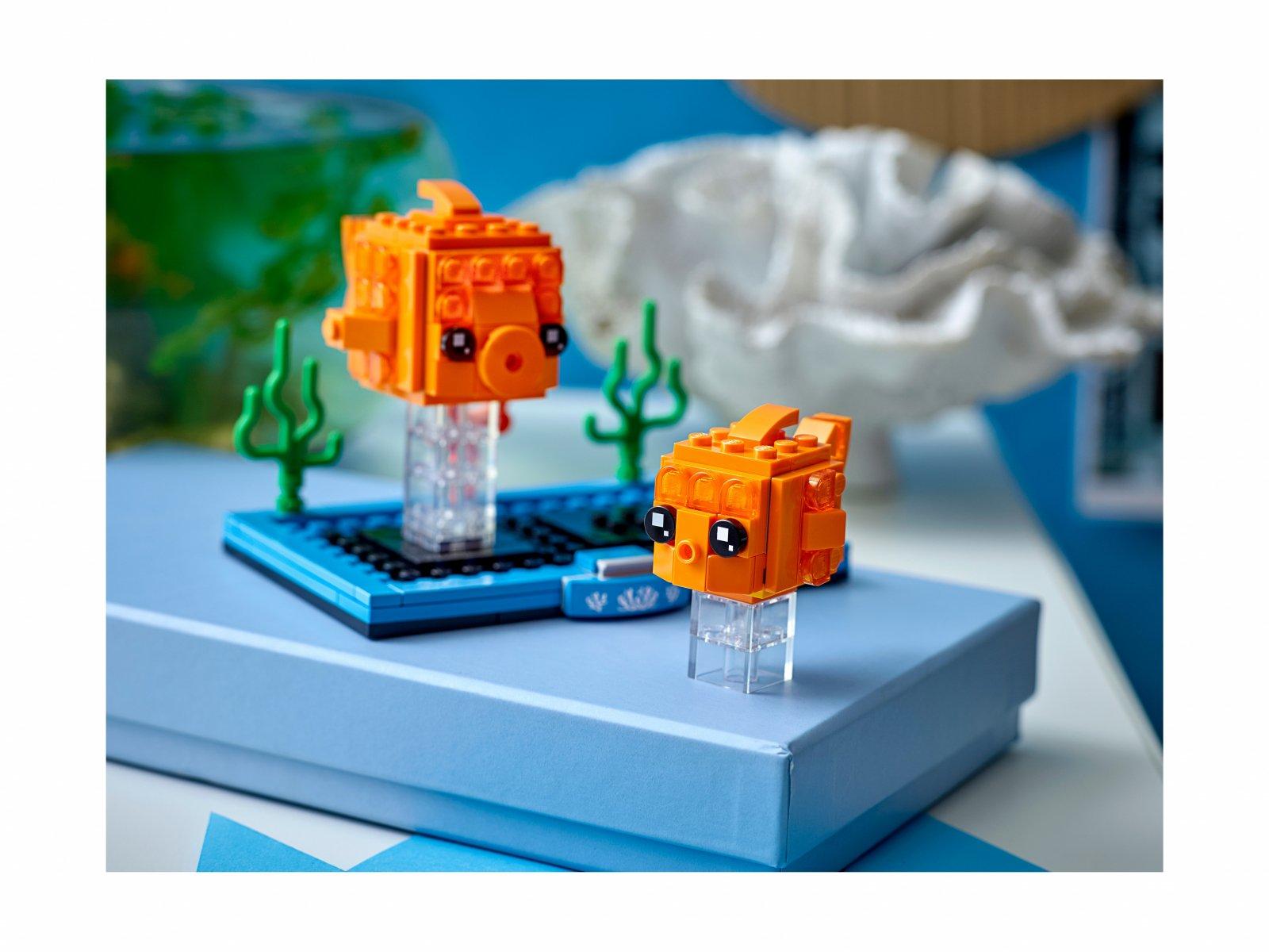 LEGO 40442 Złota rybka
