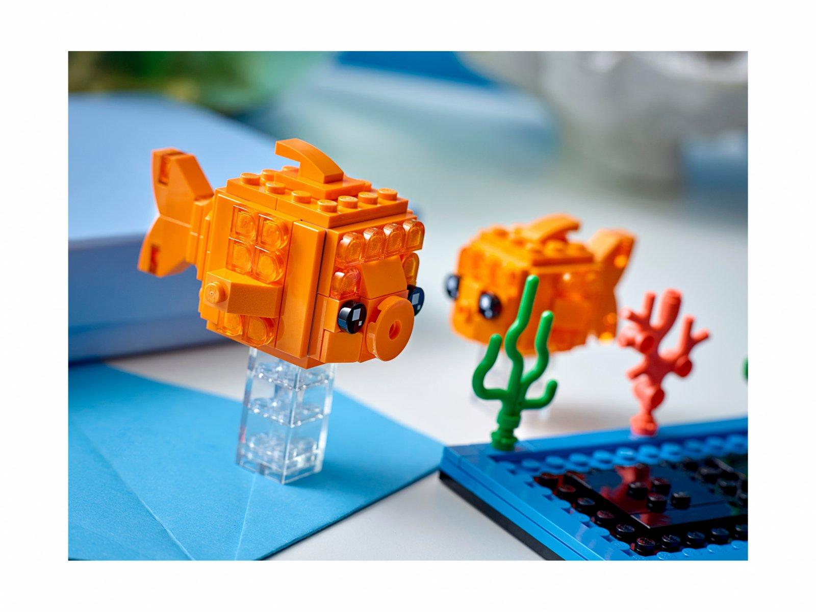 LEGO BrickHeadz Złota rybka 40442