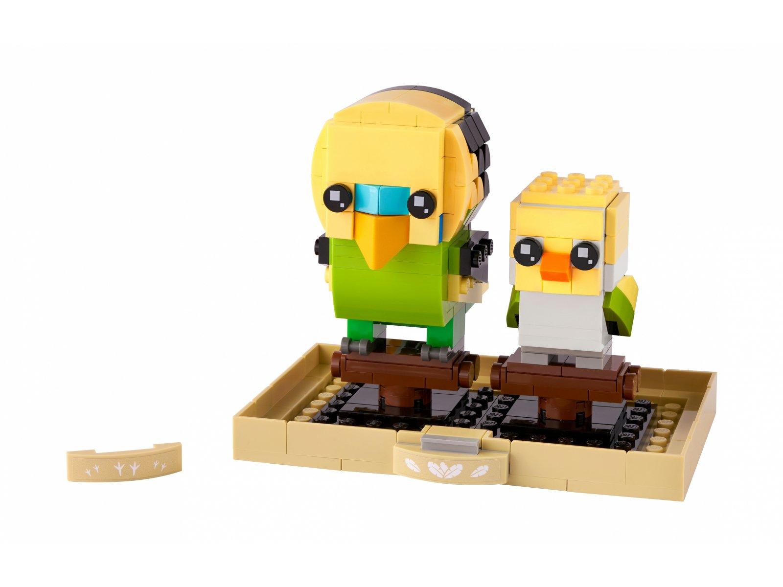 LEGO BrickHeadz Papużka 40443