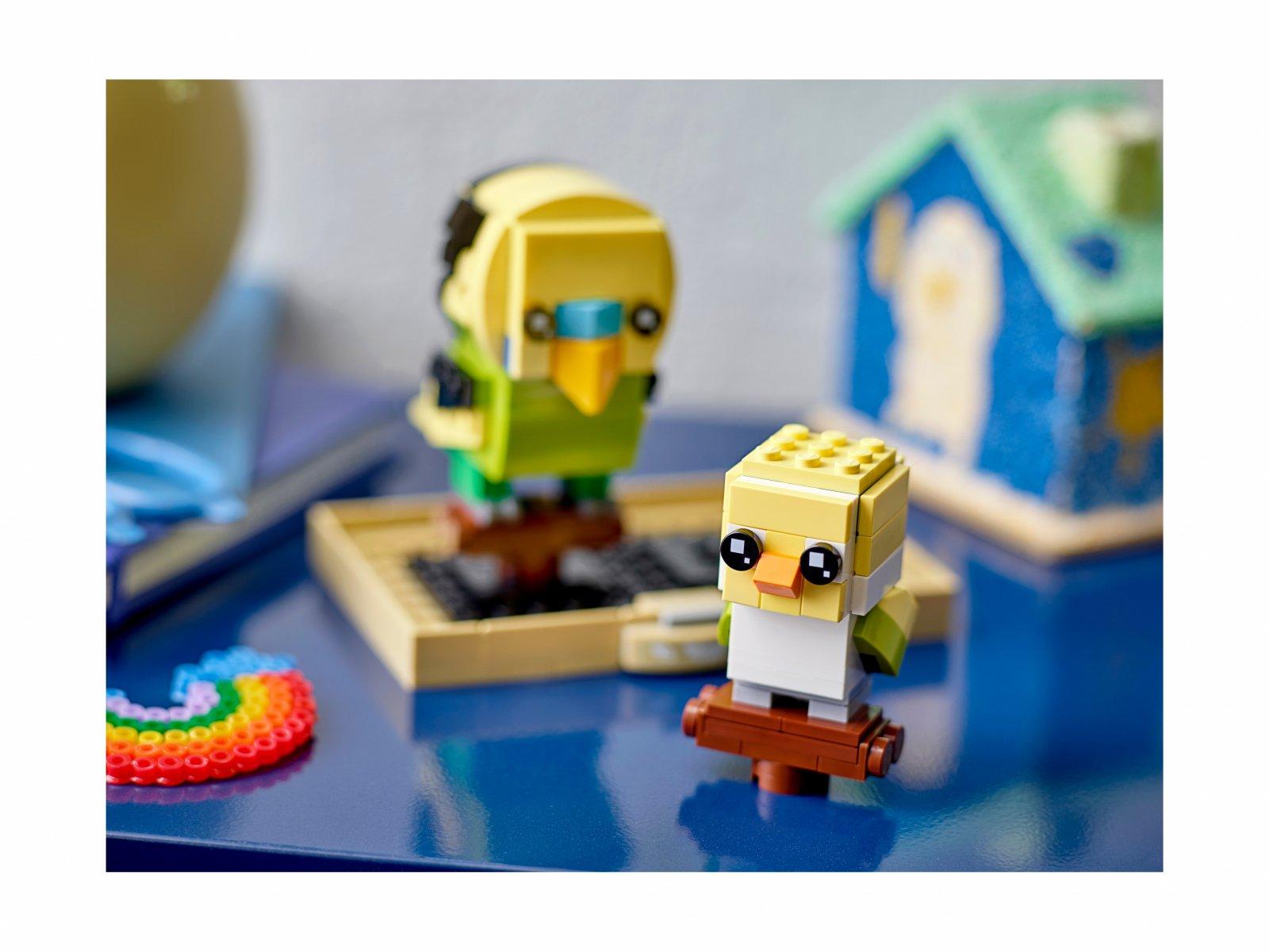 LEGO 40443 BrickHeadz Papużka