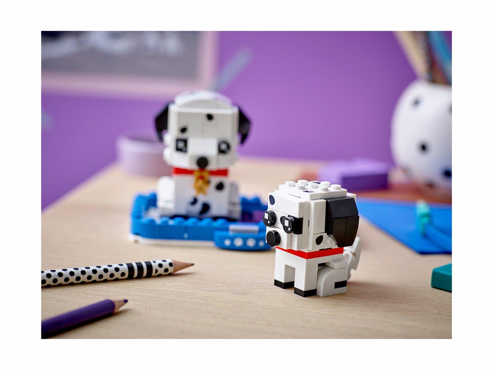 LEGO 40479 BrickHeadz Dalmatyńczyk