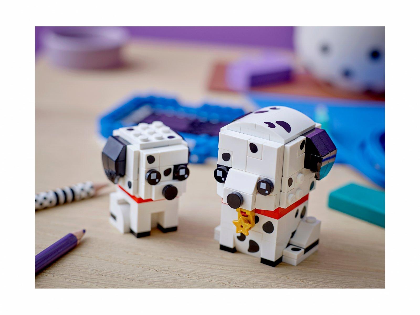 LEGO BrickHeadz Dalmatyńczyk 40479