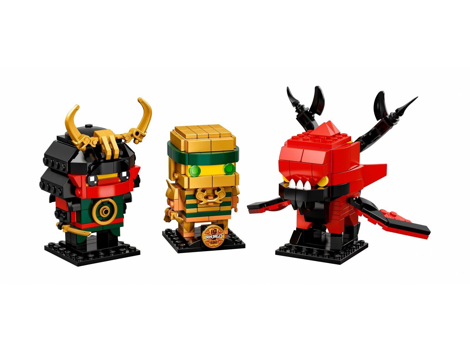 LEGO BrickHeadz 40490 NINJAGO® 10