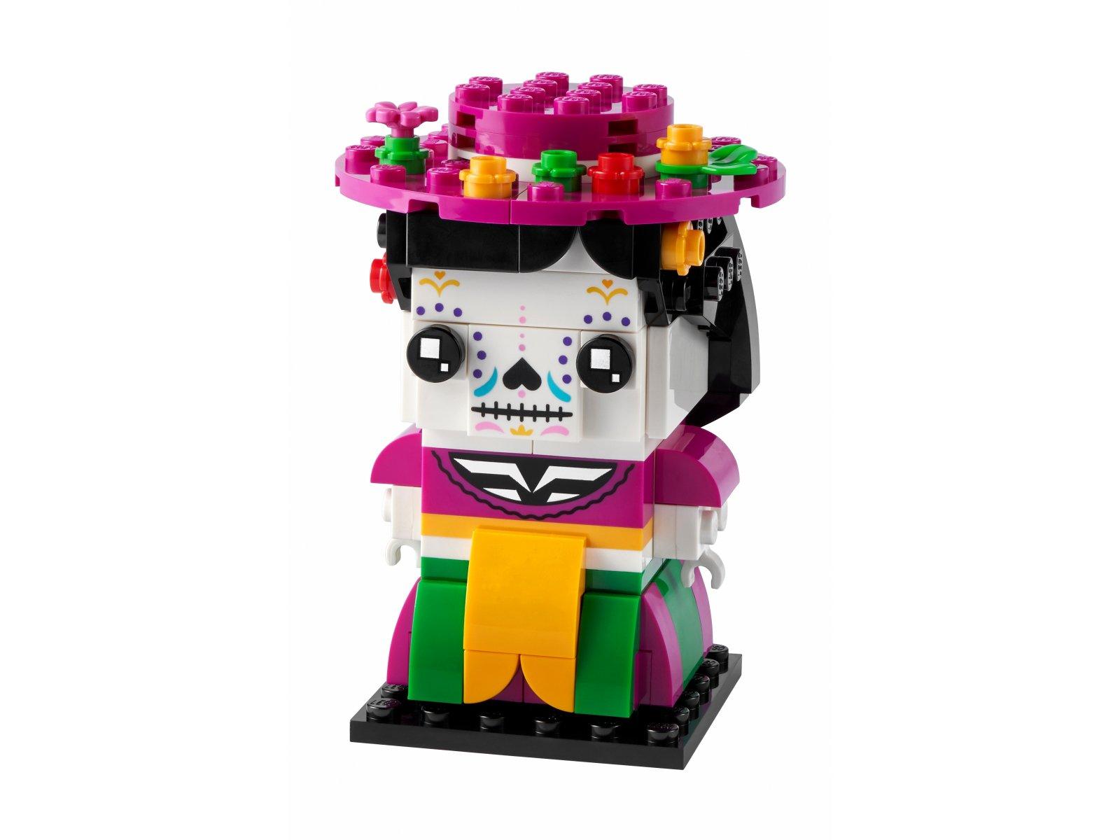 LEGO BrickHeadz Szkieletowa dama 40492