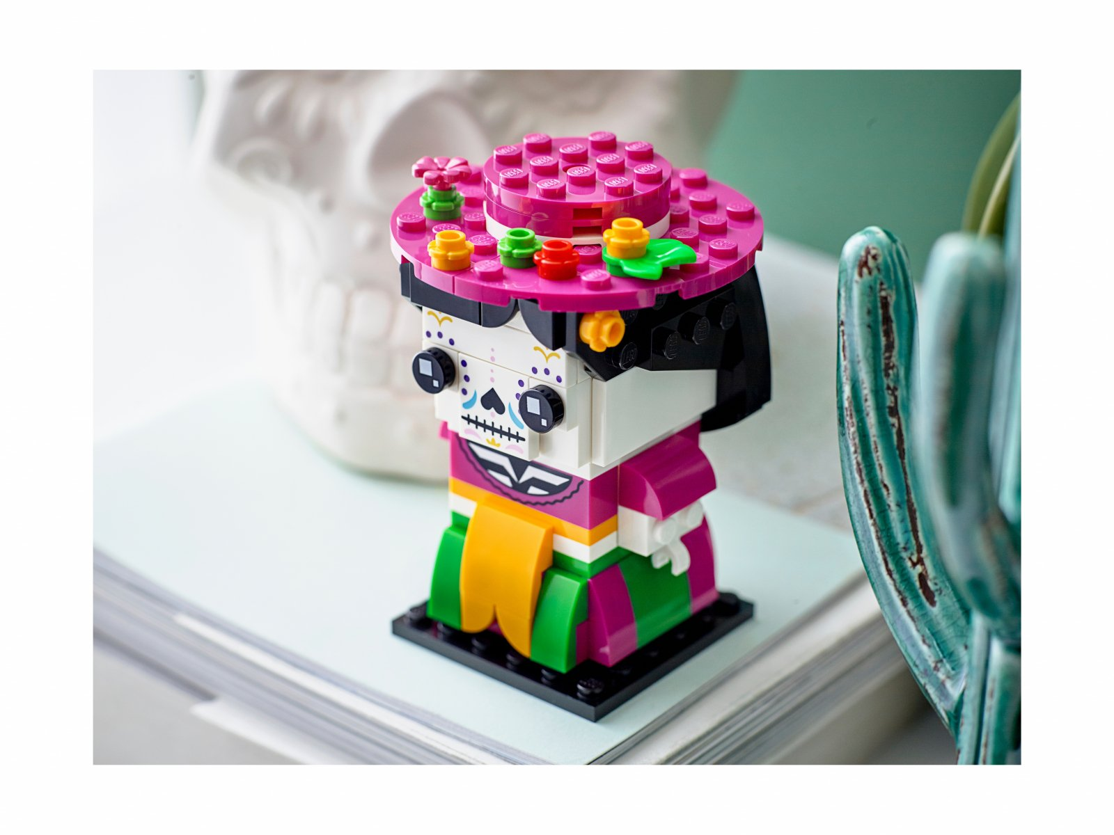 LEGO BrickHeadz 40492 Szkieletowa dama