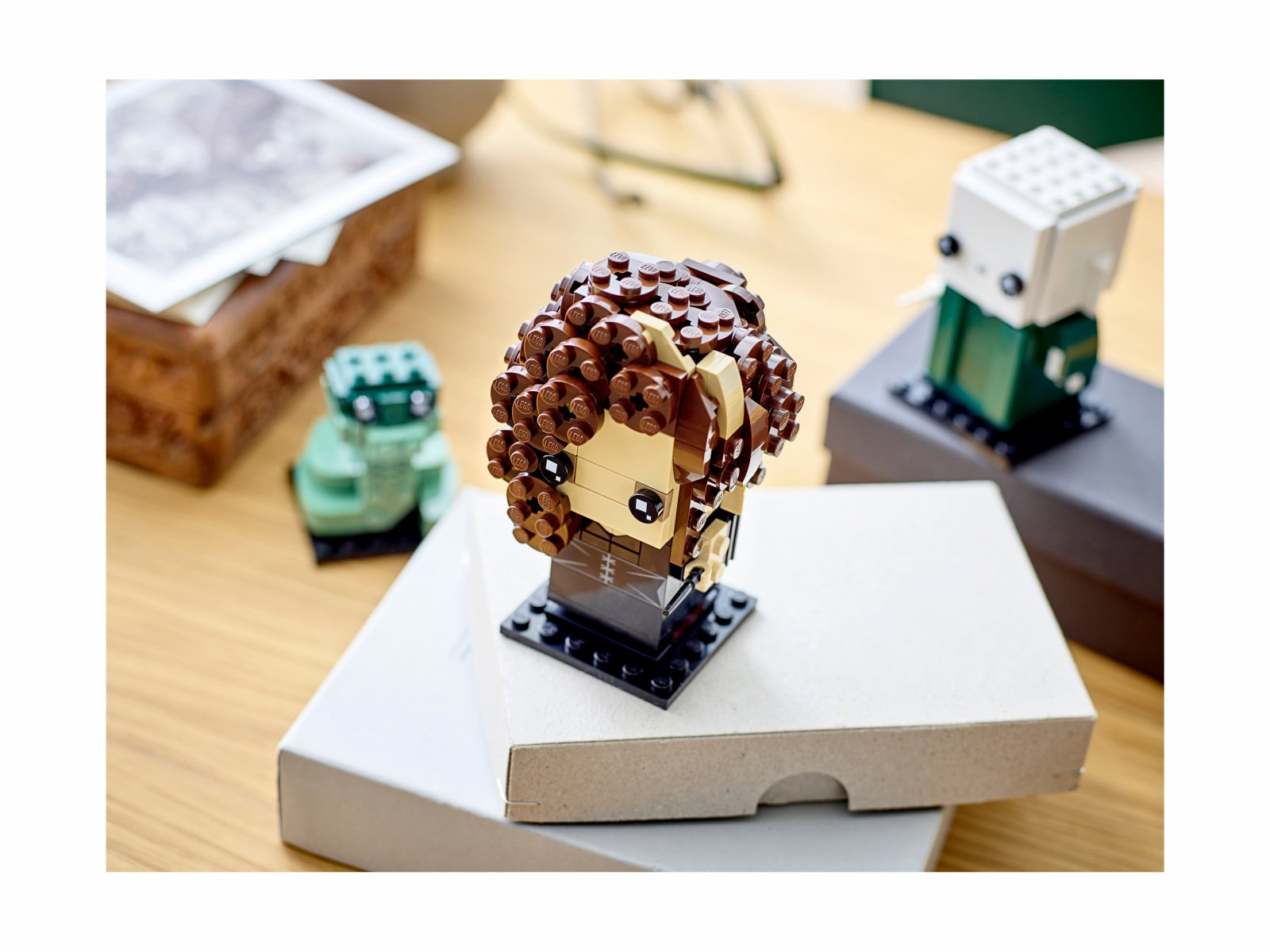 LEGO BrickHeadz Voldemort™, Nagini i Bellatrix 40496