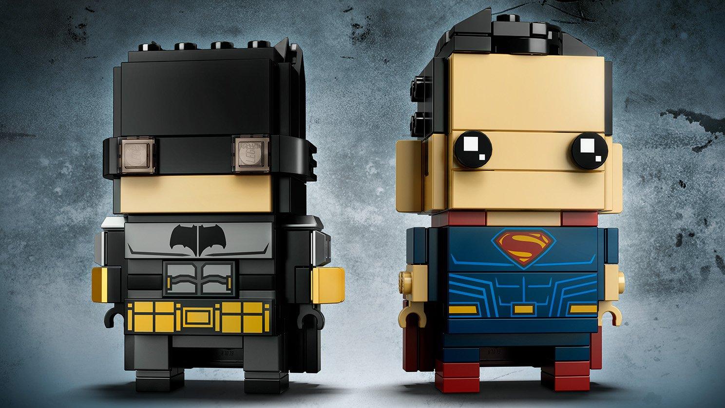 LEGO BrickHeadz Batman™ i Superman™